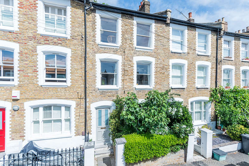 3 Bedrooms Terraced House for sale in Mount Ash Road, Sydenham, SE26
