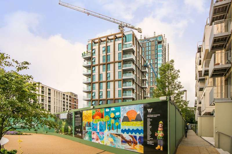 1 Bedroom Flat for sale in The Park House, Manor House, N4