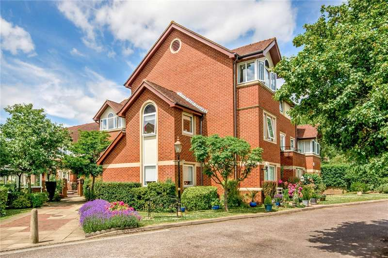 2 Bedrooms Flat for sale in Ashfields, 26-30 Alma Road, Reigate, Surrey, RH2