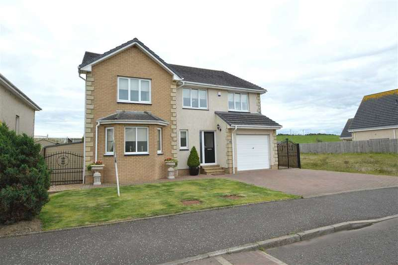 4 Bedrooms Detached House for sale in Andrew Baxter Avenue, Ashgill, Larkhall