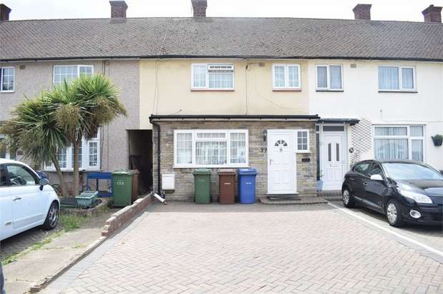 2 Bedrooms Terraced House for sale in Araglen Avenue, South Ockendon, Essex