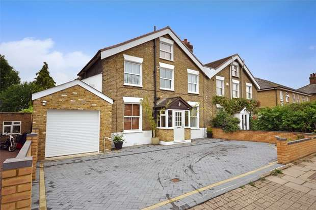5 Bedrooms Semi Detached House for sale in Elms Lane, WEMBLEY, Middlesex