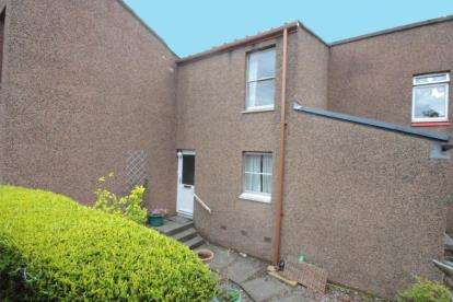 2 Bedrooms Terraced House for sale in Julian Court, Glenrothes
