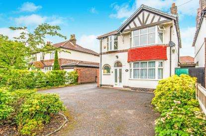 4 Bedrooms House for sale in Park Road, Timperley, Altrincham, Greater Manchester