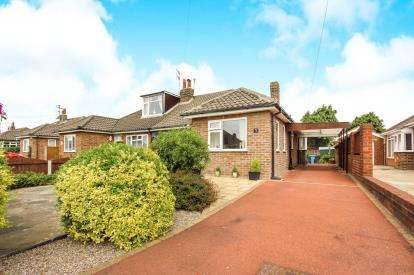 2 Bedrooms Bungalow for sale in Hesketh Road, Lytham St. Annes, Lancashire, England, FY8
