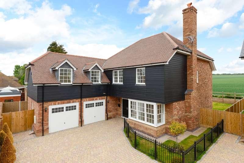 5 Bedrooms Detached House for sale in Monocstune Mews, Monkton, Ramsgate, CT12