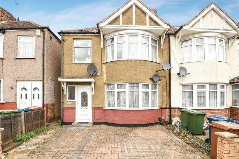 2 Bedrooms Apartment Flat for sale in Blawith Road, Harrow, Middlesex, HA1