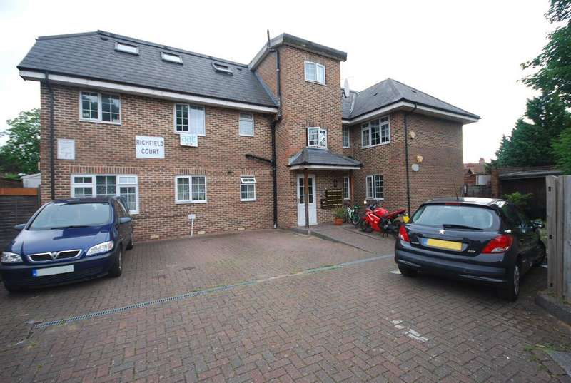 3 Bedrooms Flat for sale in RICHFIELD COURT, LYON PARK AVENUE, WEMBLEY, MIDDLESEX, HA0 4DB