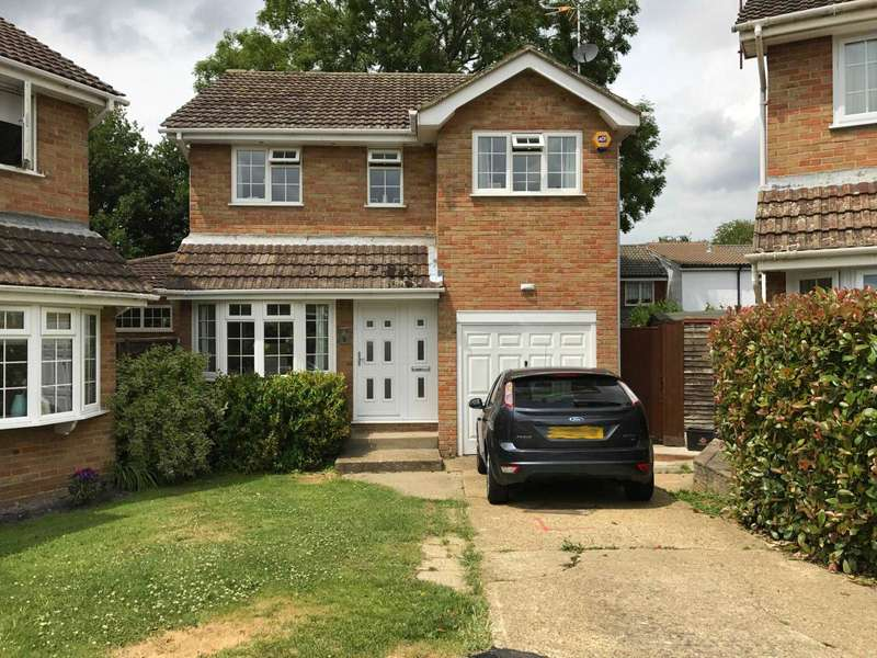 4 Bedrooms Detached House for sale in The Rowans, Billericay, CM11 2PB