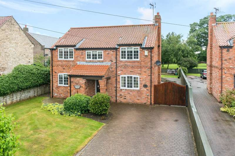 4 Bedrooms Detached House for sale in Main Street, Bickerton, Wetherby, LS22 5ER