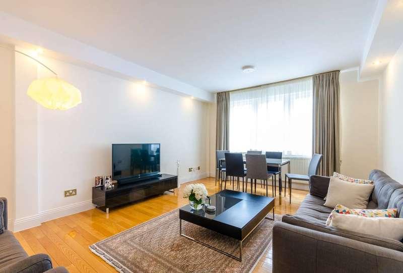 2 Bedrooms Flat for sale in Cedar Lodge, Brondesbury, NW2