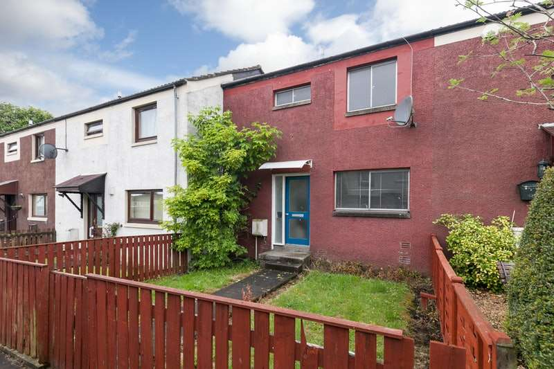 2 Bedrooms Terraced House for sale in Cluny place, Glenrothes, Fife, KY7