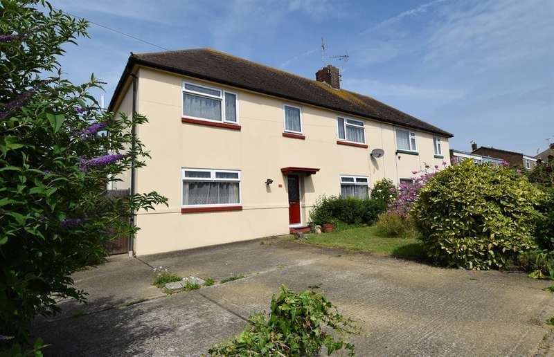 5 Bedrooms Semi Detached House for sale in Clifftown Gardens, Herne Bay