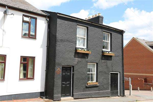 3 Bedrooms Semi Detached House for sale in Ross-on-Wye, Horsemill House, 20 Kyrle Street, Ross-on-Wye