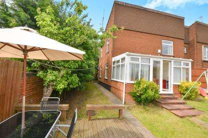3 Bedrooms End Of Terrace House for sale in Beechwood Court, Sutton-In-Ashfield, Nottinghamshire, Notts