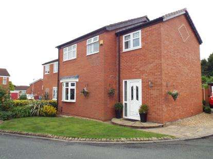 4 Bedrooms Detached House for sale in Allendale, Runcorn, Cheshire, WA7