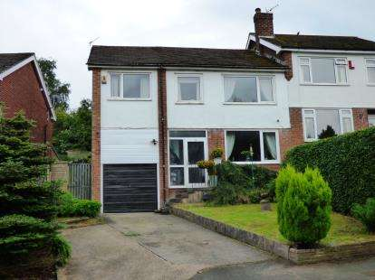 5 Bedrooms Semi Detached House for sale in Chantry Road, Disley, Stockport, Cheshire