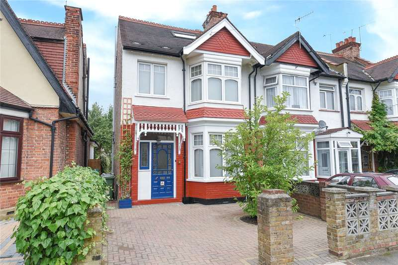 4 Bedrooms End Of Terrace House for sale in Bolton Road, Harrow, Middlesex, HA1