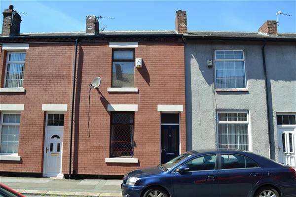 2 Bedrooms Terraced House for sale in Glebe Street, Leigh