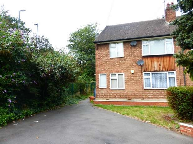 2 Bedrooms Maisonette Flat for sale in Brambles Close, Isleworth, Middlesex