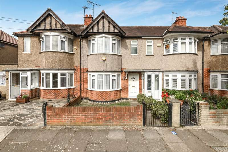 2 Bedrooms Terraced House for sale in Bempton Drive, Ruislip, Middlesex, HA4