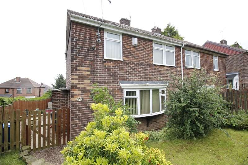 3 Bedrooms Semi Detached House for sale in Whinmoor Road, Sheffield, South Yorkshire, S35