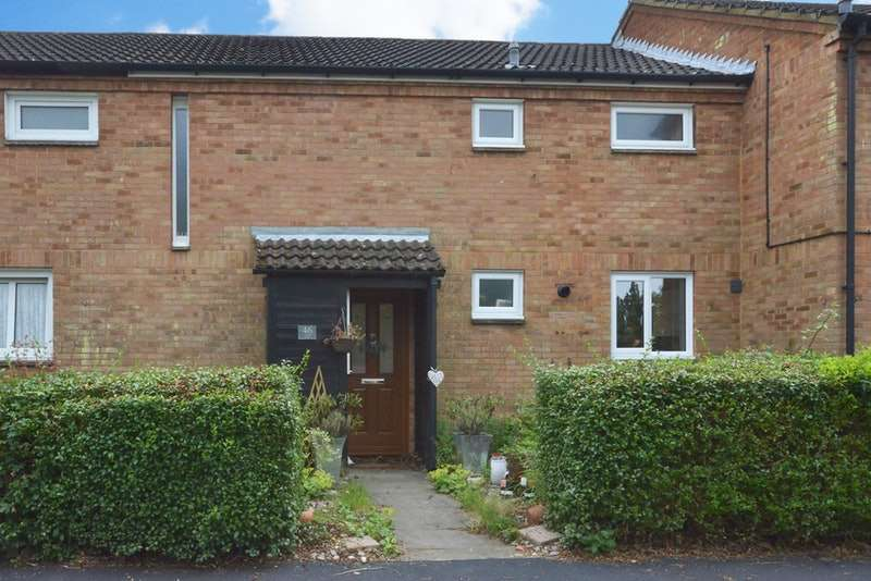 3 Bedrooms Terraced House for sale in Leopard Drive, Milton Keynes, Buckinghamshire, MK15