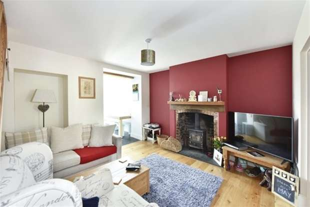 4 Bedrooms Terraced House for sale in Broadway, Frome