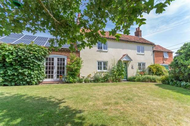 4 Bedrooms Detached House for sale in The Old Star, Fulmodeston
