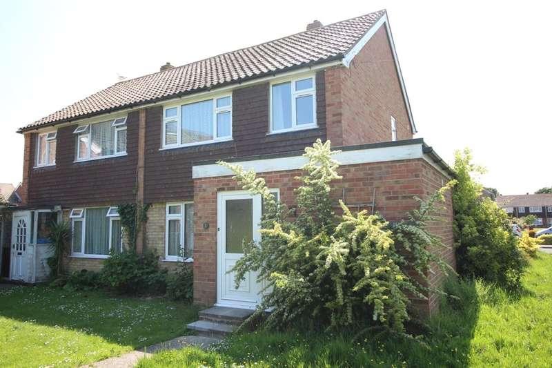 3 Bedrooms Semi Detached House for sale in St. Peters Close, Bognor Regis, PO21