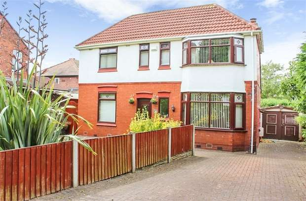 3 Bedrooms Detached House for sale in Main Street, Halton, Runcorn, Cheshire