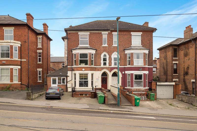 5 Bedrooms Semi Detached House for rent in Noel Street, Nottingham, NG7