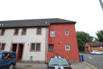 2 Bedrooms End Of Terrace House for sale in Parterre, Irvine, North Ayrshire