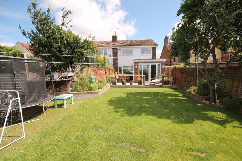 4 Bedrooms Semi Detached House for sale in Lower Shelton Road, Lower Shelton, MK43