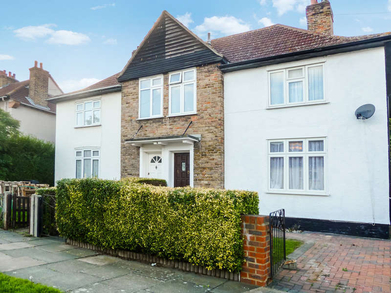 2 Bedrooms Semi Detached House for sale in Ferguson Avenue, Surbiton
