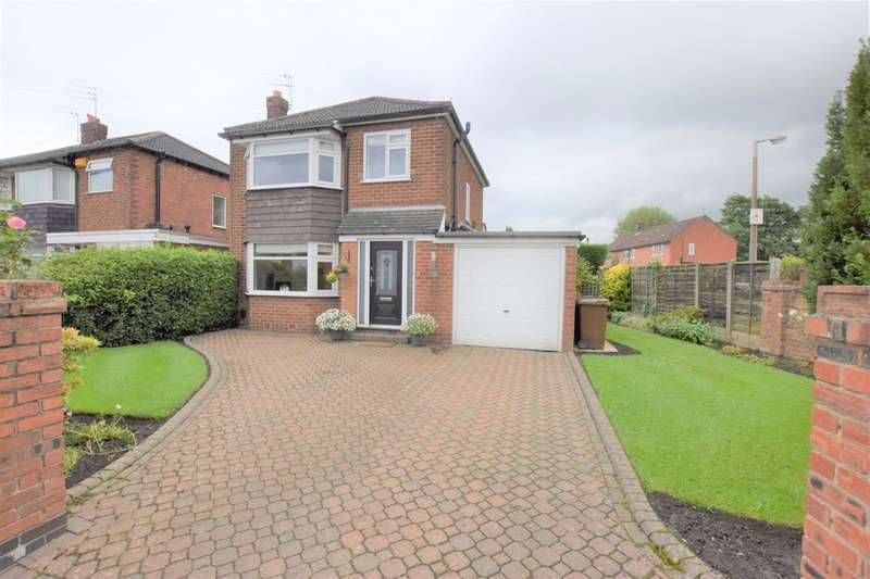 3 Bedrooms Detached House for sale in Thorn Grove, Cheadle Hulme