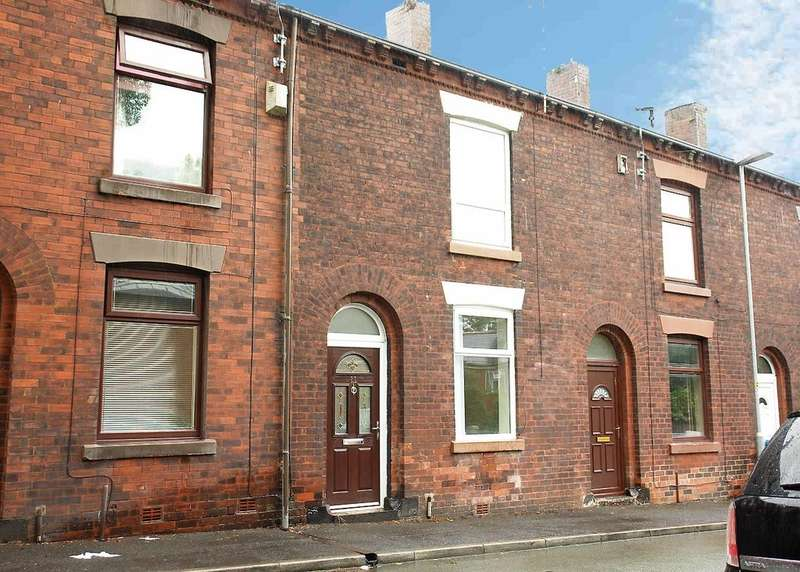 2 Bedrooms Terraced House for sale in 11 Watts Street, Oldham