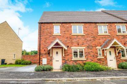3 Bedrooms Semi Detached House for sale in Sunderland Road, Moreton-In-Marsh, Gloucestershire, Moreton In Marsh