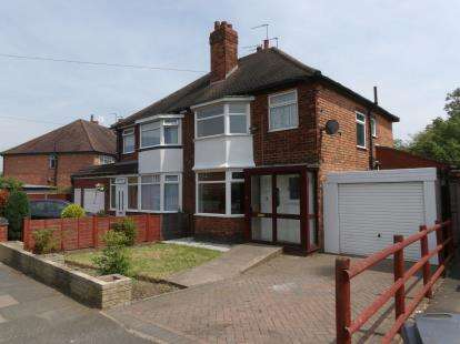 3 Bedrooms Semi Detached House for sale in Clent Road, Oldbury, West Midlands