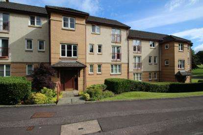 2 Bedrooms Flat for sale in Creteil Court, Falkirk