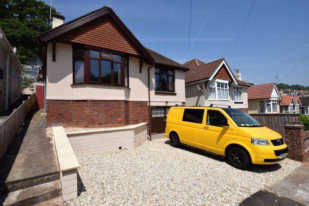 2 Bedrooms Detached Bungalow for sale in Shorton Valley Road, Paignton, Devon