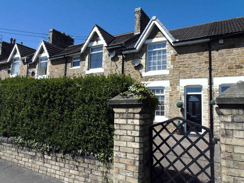 2 Bedrooms Terraced House for sale in Whitwell Terrace, Crook
