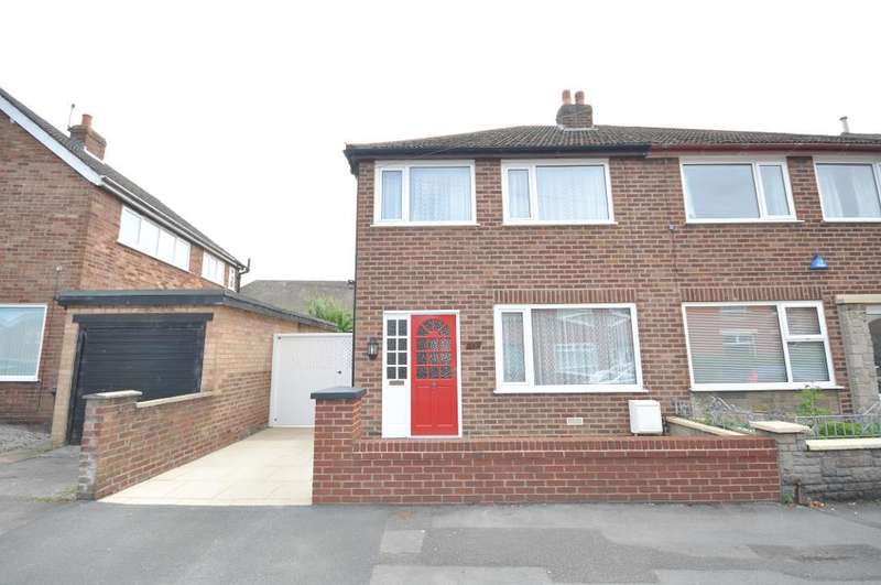 3 Bedrooms Semi Detached House for sale in Mayfield Avenue, Kirkham, Preston, Lancashire, PR4 2BY
