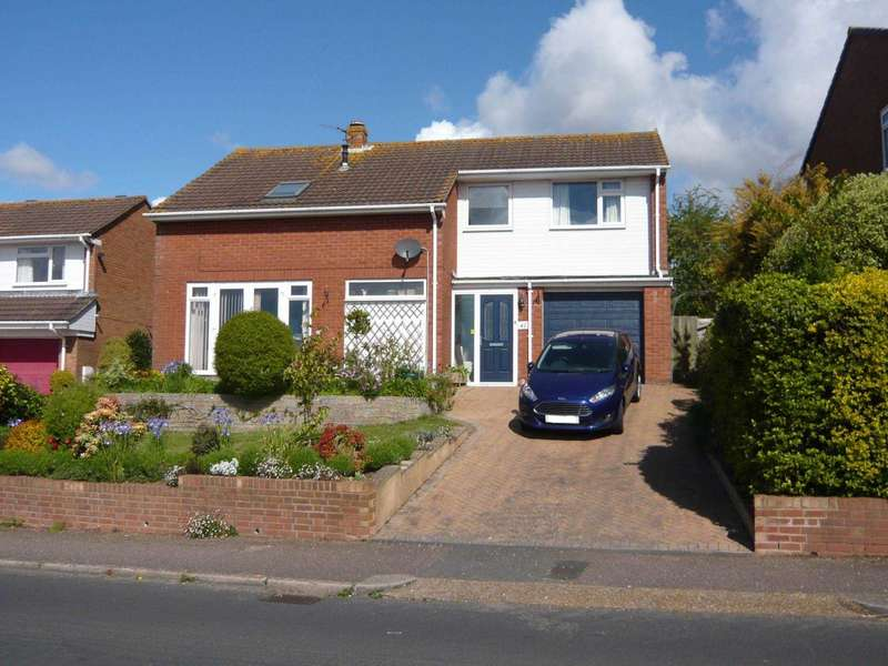 4 Bedrooms Detached House for sale in Parkside Drive, Exmouth