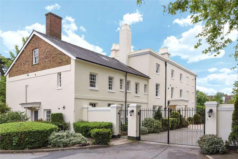 1 Bedroom Apartment Flat for sale in Harefield House, High Street, Harefield, Uxbridge, UB9
