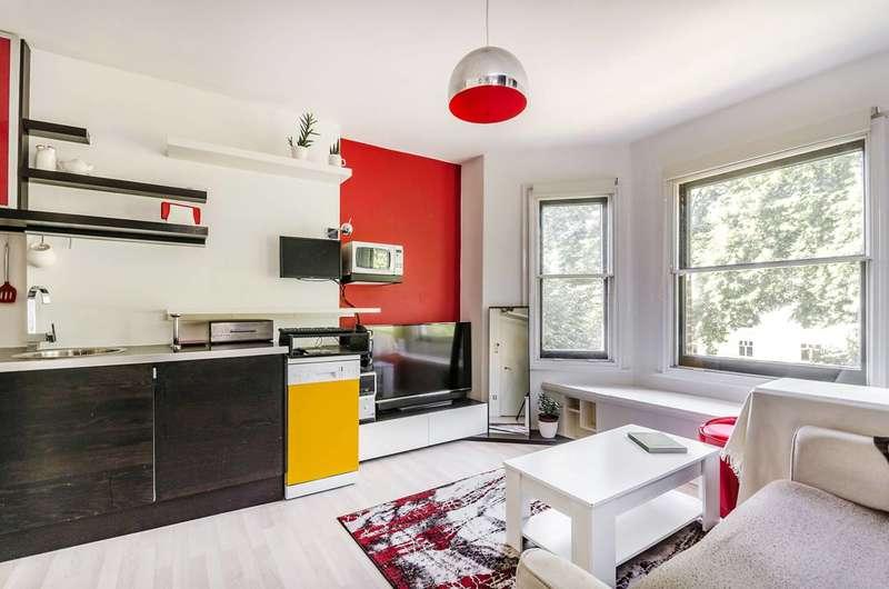 1 Bedroom Flat for sale in Horniman Grange, Forest Hill, SE23