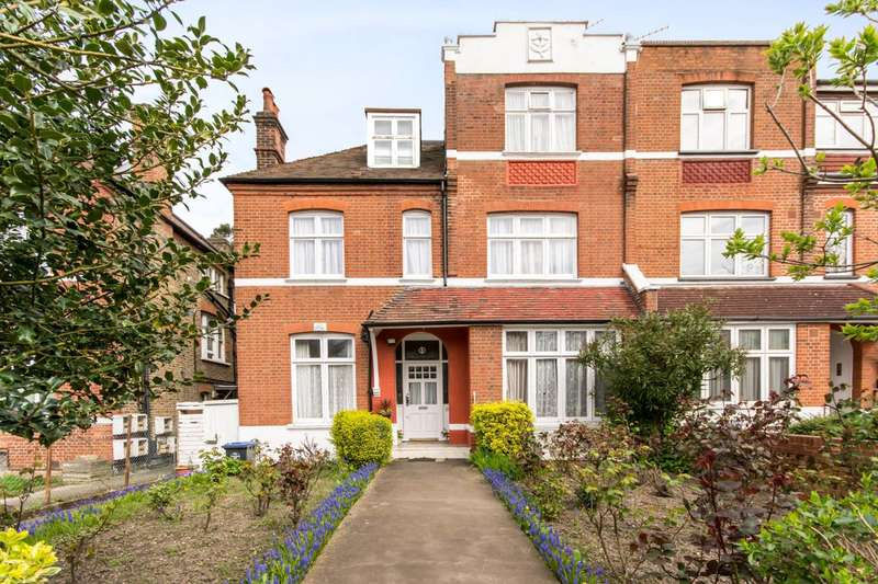 8 Bedrooms Semi Detached House for sale in Chatsworth Road, Mapesbury Estate, NW2