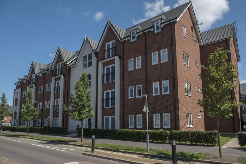 2 Bedrooms Apartment Flat for sale in Louisiana Drive, Warrington, Cheshire, WA5