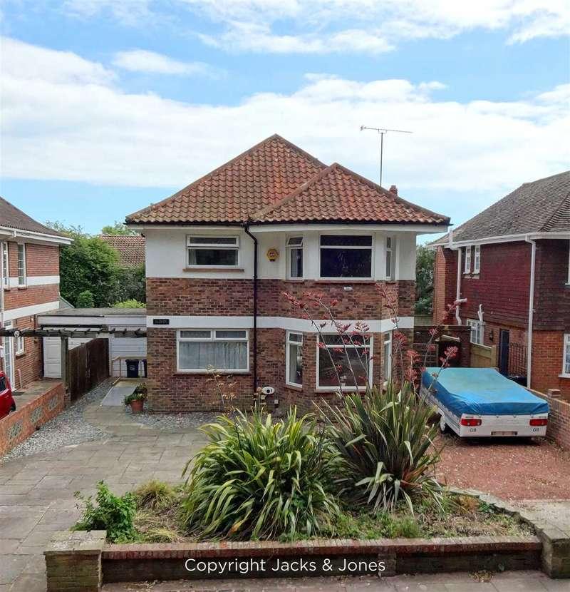 5 Bedrooms Detached House for sale in Ilex Way, Goring, BN12