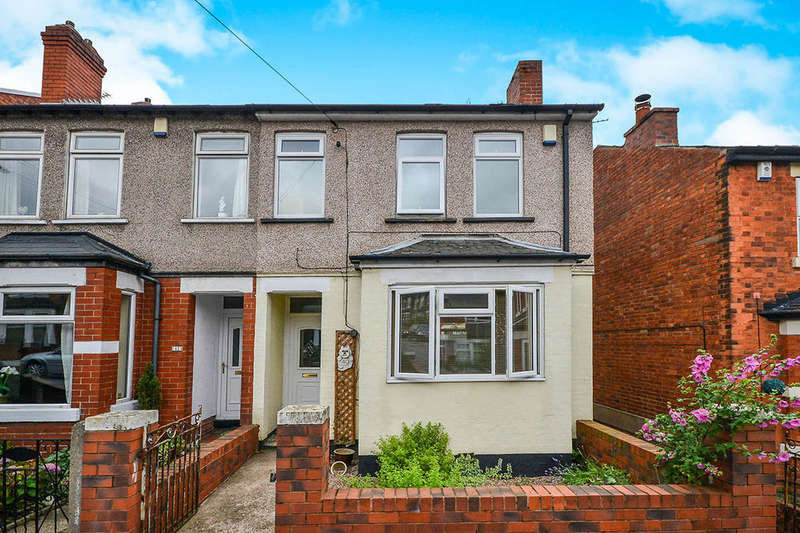 3 Bedrooms Semi Detached House for sale in Stella Street, Mansfield, NG18